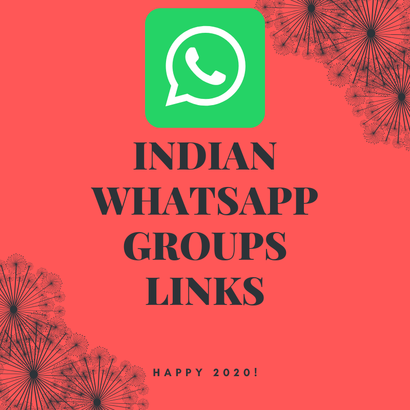 Indian whatsapp groups 2020